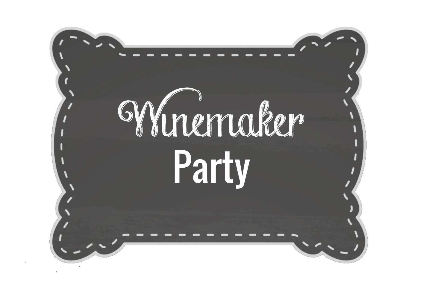 Winemaker Party Product Image