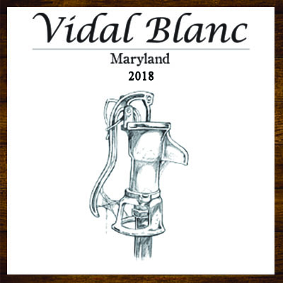 Product Image for 2018 Vidal Blanc