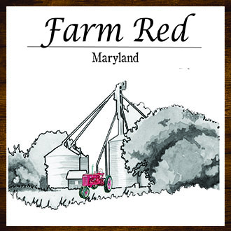 Product Image for Farm Red